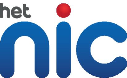Logo Het NIC zonder slogan